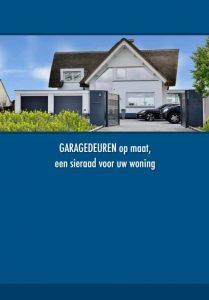 Brochure garagedeuren