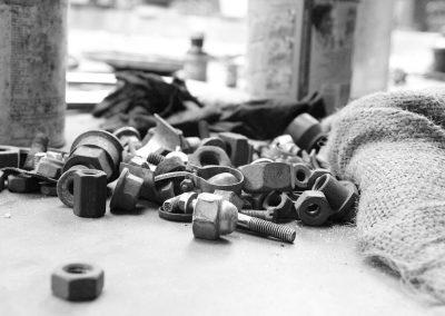 Herstellen garagepoorten