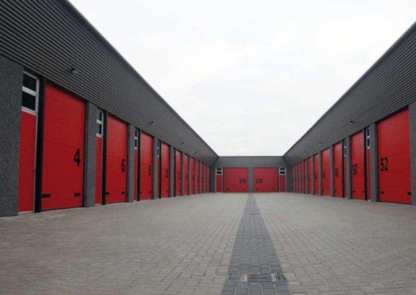 Industriële poorten West-Vlaanderen